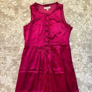 Burberry rose dress